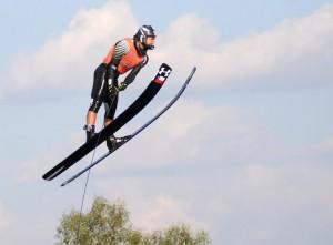 esqui nautico salto