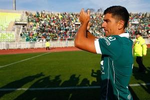 David Pizarro, es oficialmente presentado como nuevo refuerzo de Santiago Wanderers.