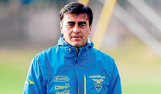 Felipe Caicedo.