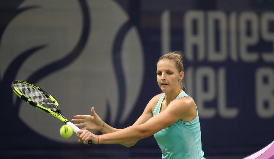 Circuito Wta : Karolina pliskova sigue número uno del circuito wta pero varias se