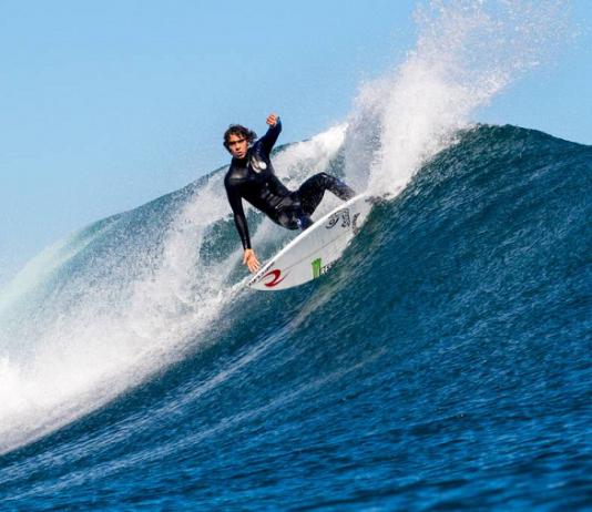 Surfista Guillermo Satt clasifica en Mar del Plata con espectacular maniobra 195a2147752