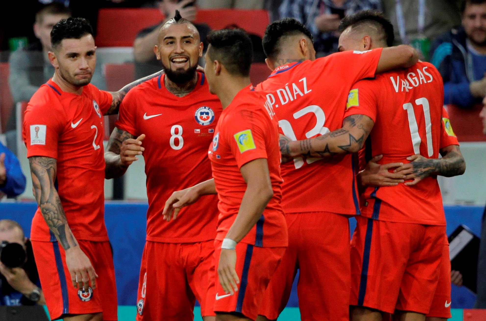 Chile buscará su tercera final en tres años.