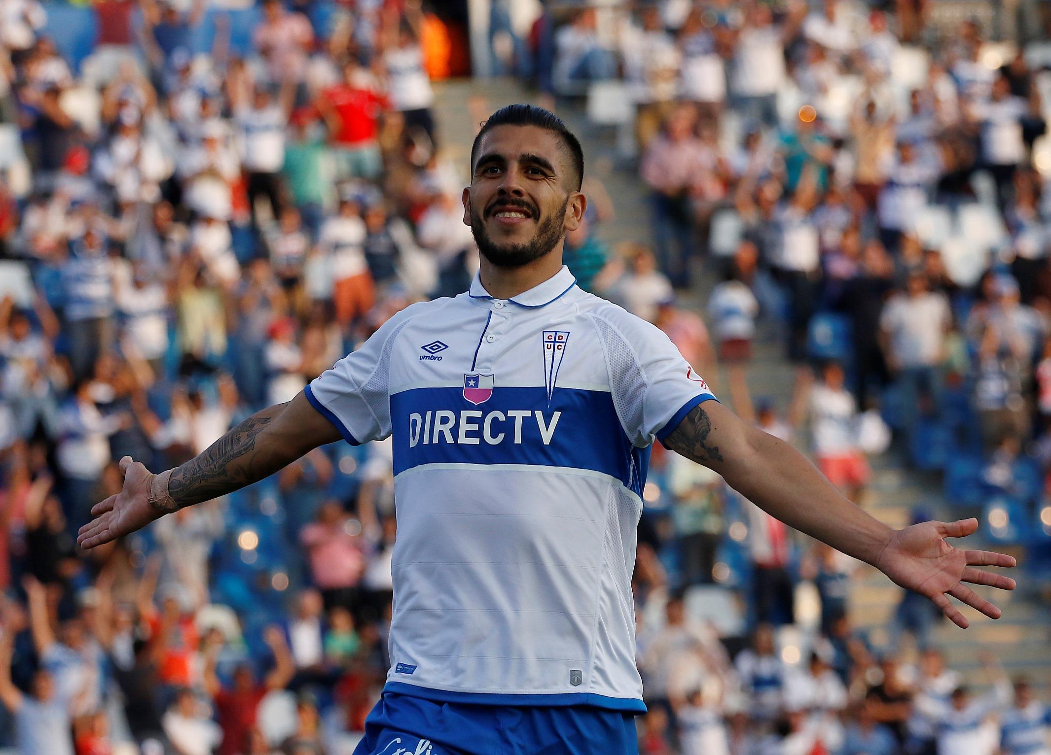 Enzo Kalinski emigró al fútbol mexicano.