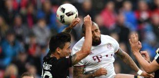 El Bayern Munich de Vidal es puntero de la Bundesliga