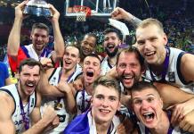 Eslovenia ganó