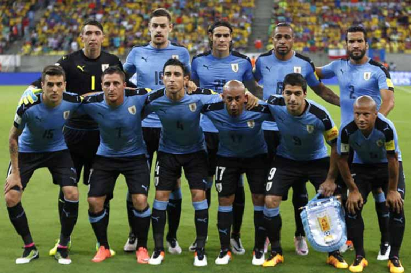 Uruguay enfrentará