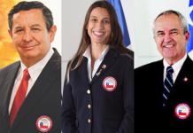 Candidatos al COCH