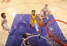 martes en NBA