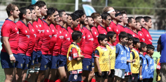 Chile rugby uruguay
