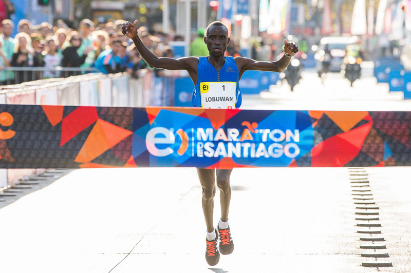 Entel Maraton de Santiago