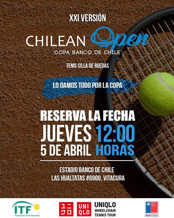 Chile Open
