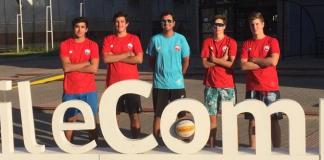 Vóleibol Playa