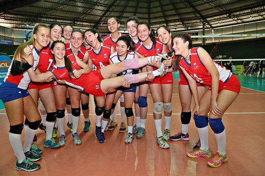 Chile Pierde Sede Del Sudamericano Femenino Adulto De: Chile Pierde Con Uruguay En El Sudamericano Femenino Sub20