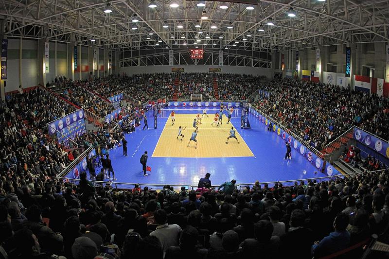 Chile Pierde Sede Del Sudamericano Femenino Adulto De: Chile Cae Ante Argentina Y Va Con Brasil En Sudamericano