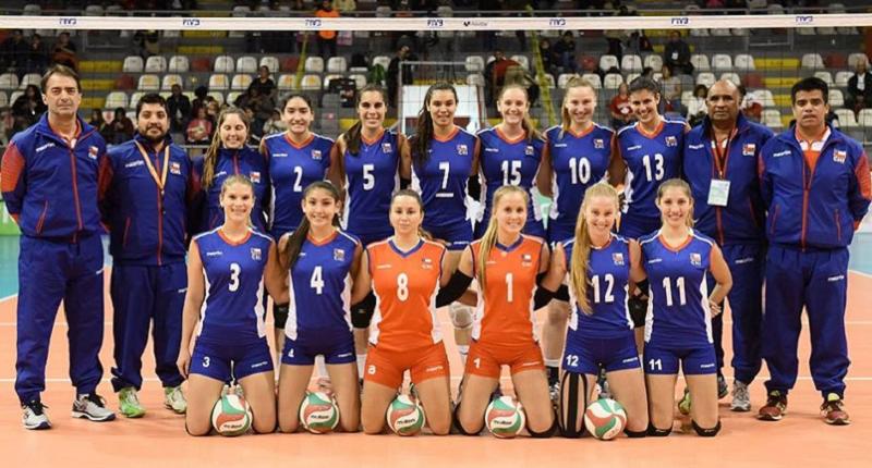 Chile Pierde Sede Del Sudamericano Femenino Adulto De: Chile Debuta Hoy En El Sudamericano De Vóleibol Adulto