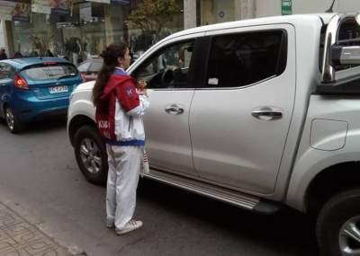Resultado de imagen para ignacia rivera dinero en la calle