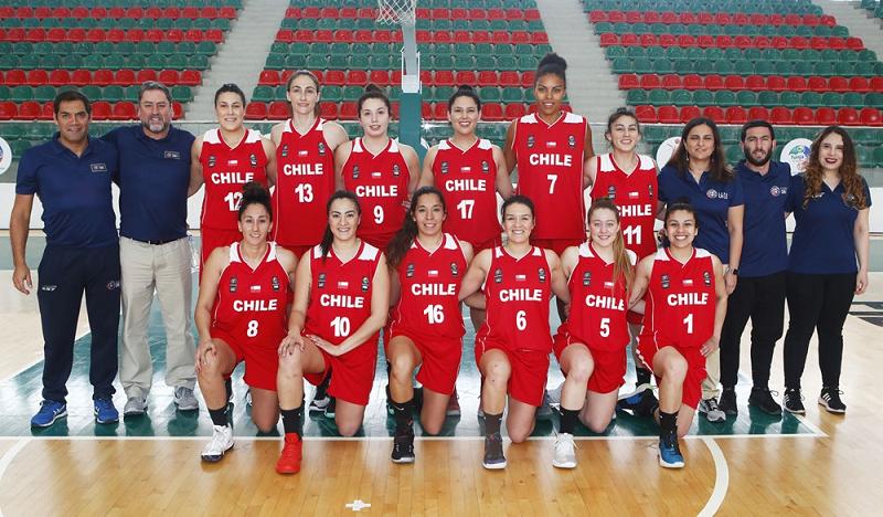 Chile Pierde Sede Del Sudamericano Femenino Adulto De: Chile Cae En Su Debut En El Sudamericano De Básquetbol