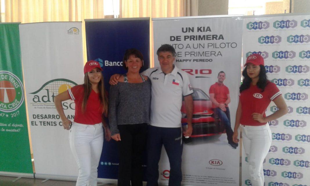847260c5a3 Una chilena número uno en el mundo dobles mixtos mayores de 45 años